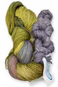 paca peds sock yarn mixed berries