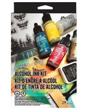 alcohol inks art set tim holtz how to alcohol ink