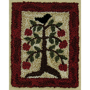 Apple Tree, Punch Needle Kit