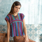 Two Way Top, Summer Knitting Kit