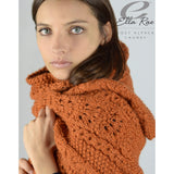 Umbria Cable Scarf Knitting Kit