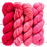 urth yarns merino gradient kit sherbert 801