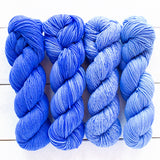 urth yarns merino gradient kit blueberry 804