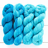 urth yarns merino gradient kit sea blue 809