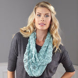 lacey summer scarf knitting pattern patons yarn venus silver