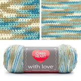 With Love, Red Heart Yarns