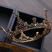 Load image into Gallery viewer, Gothic Royally Blessed Diadem