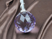 Load image into Gallery viewer, Spell-Casting Purple Crystal Scepter Wand