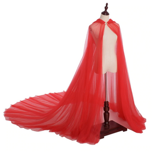 Mystifying Gothic Fairy Cape
