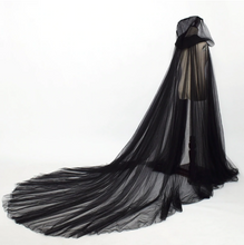 Load image into Gallery viewer, Mystifying Gothic Fairy Cape