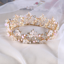 Load image into Gallery viewer, Charming Decorative Flower Crown
