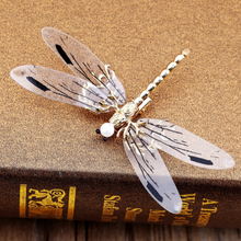 Load image into Gallery viewer, Kindred Soul Dragonfly Hairpins