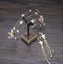 Load image into Gallery viewer, Charismatic Star Headband/Earrings