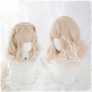 Refined Sweet Pretty Princess Wig