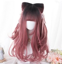 Load image into Gallery viewer, Provocative Gothic Party Girl Wig
