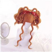 Load image into Gallery viewer, Sassy Scrumptious Scottish Red Wig