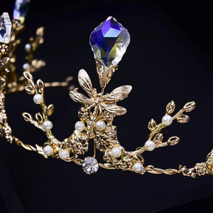Wonderful Goddess Mermaid Crown