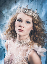 Load image into Gallery viewer, Ice Queen Royal Crown