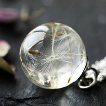 Load image into Gallery viewer, Imaginative Dandelion Pendant