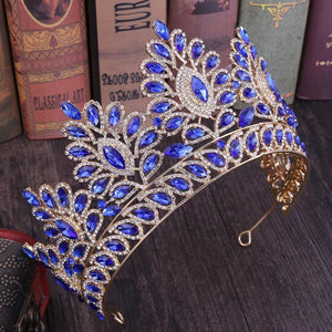 Dignified Exquisite Coronation Diadem