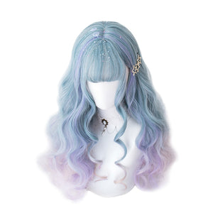 Enchanted Angelic Cosmic Wig