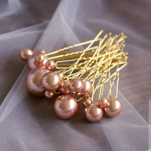 Jubilant Playful Pearl Pins