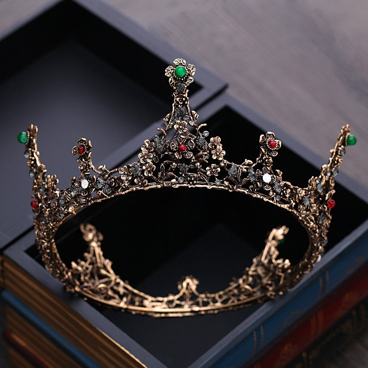 Gothic Royally Blessed Diadem