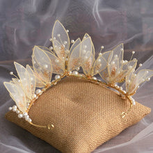 Load image into Gallery viewer, Clairvoyant Fairy Dream Tiara
