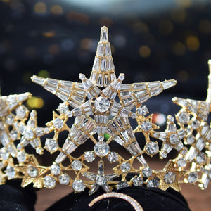 God-Like Extraterrestrial Universe Diadem