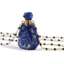 Load image into Gallery viewer, Miraculous Crystal Perfume Bottle Pendants