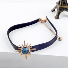 Load image into Gallery viewer, Occult Crystal Deity Choker