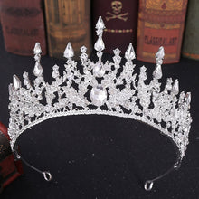 Load image into Gallery viewer, Lush Royal Goddess Diadem