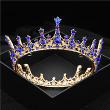 Load image into Gallery viewer, Delicate Royal Vintage Crown