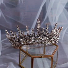 Load image into Gallery viewer, Haunted Empress Vintage Crown
