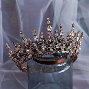 Haunted Empress Vintage Crown