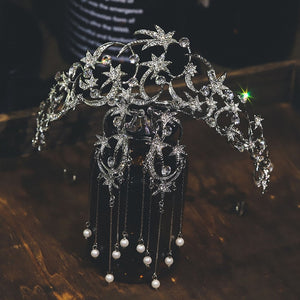 Romance Galore Shooting Star Diadem