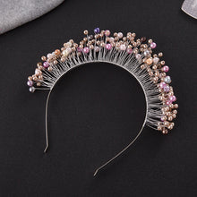 Load image into Gallery viewer, Incredible Trendy Pearl Headband
