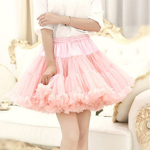 Infinite Fluffy Petticoat Tutu