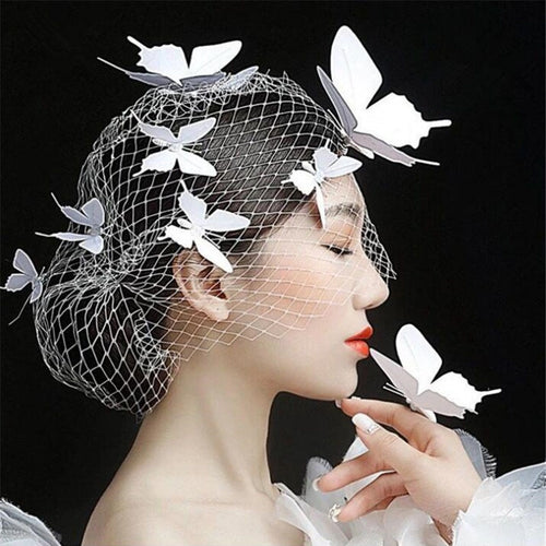 Flawless Magic Butterfly Headpiece