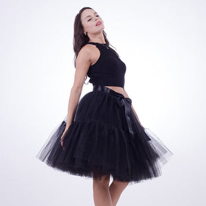Flirty Petticoat Skirt Tutu