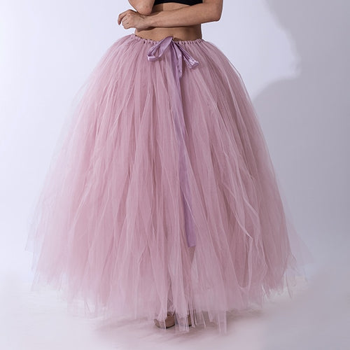 Ecstatic Floor Length Tutu