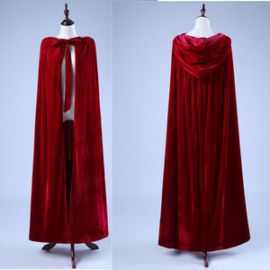 Blood Magic Red Riding Hood Cape
