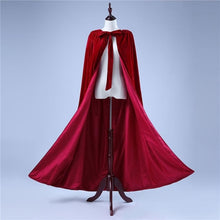 Load image into Gallery viewer, Blood Magic Red Riding Hood Cape