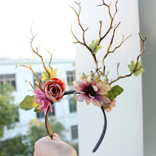 Load image into Gallery viewer, Voguish Fairy Floral Headpiece