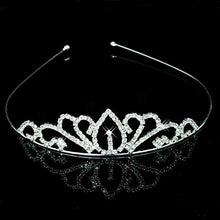 Load image into Gallery viewer, Textbook Dainty Princess Tiara