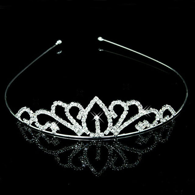 Textbook Dainty Princess Tiara