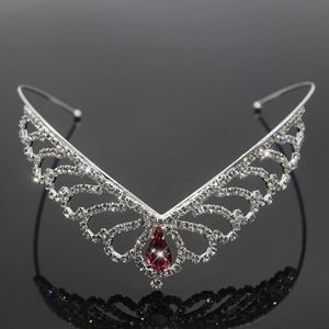 Winsome Divine Drooping Tiara