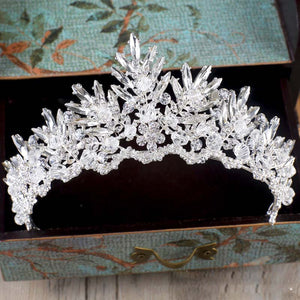 Benevolent White Witch Tiara