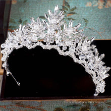 Load image into Gallery viewer, Benevolent White Witch Tiara