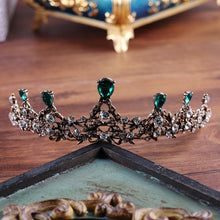 Load image into Gallery viewer, Bewitching Gothic Diadem